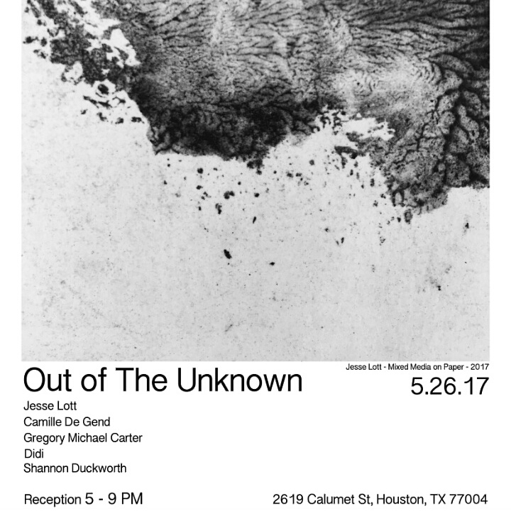 Out of the Unknown Exhibition